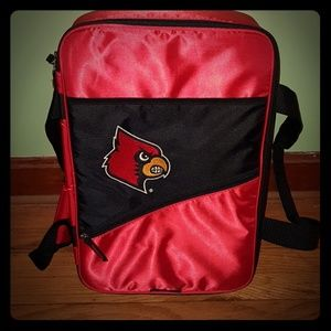 Louisville Cardinal 9 by 13 Carrying  Case